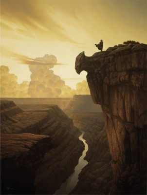 """The Canyon,"" by Christophe Vacher"