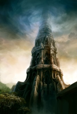 """Tower of Babel,"" by Zack Fowler"